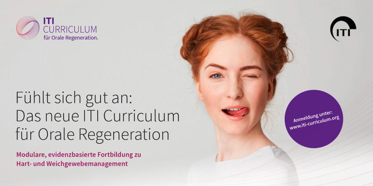 Deutsche Sektion des ITI präsentiert neues Curriculum für Orale Regeneration