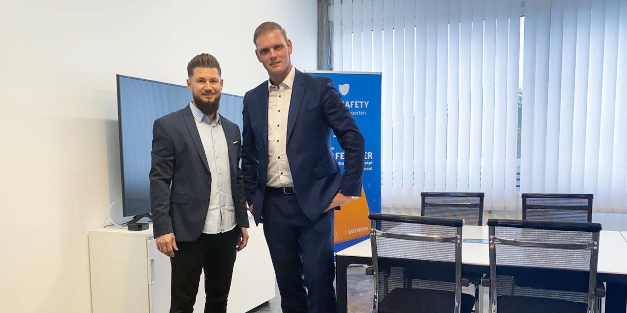 BLUE SAFETY eröffnet neuen Standort in Nürnberg