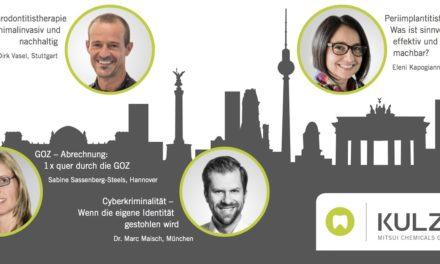 Kulzer: Ein Tag für Mundgesundheit in Berlin