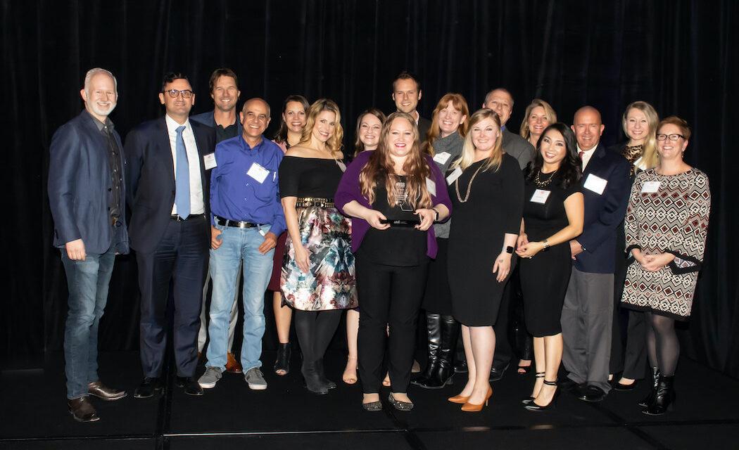 SureSmile-Lernanwendung mit dem AXIS Award ausgezeichnet