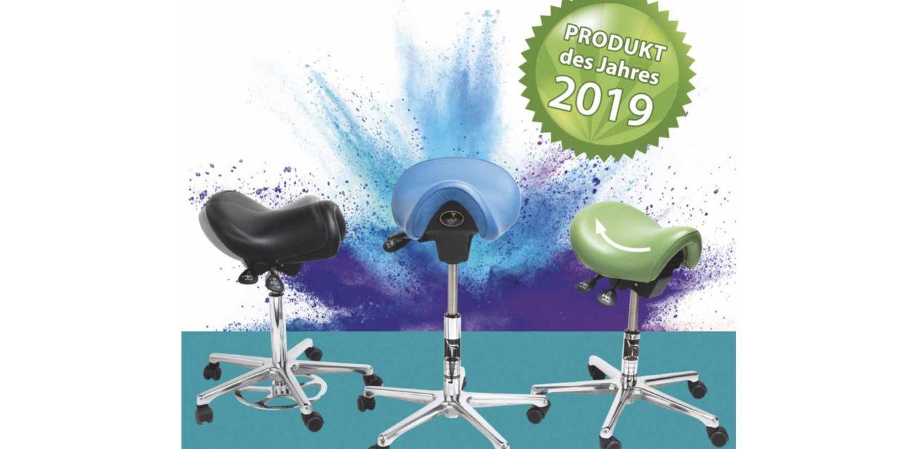 Original Bambach Sattelsitz zum Produkt des Jahres gewählt