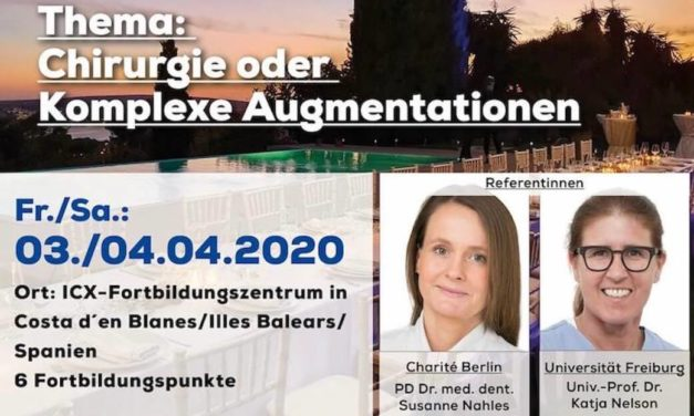 Exklusive ICX-Mallorca Fortbildung im April 2020