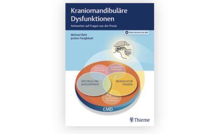 Buch-Rezension: Kraniomandibuläre Dysfunktionen (2019) Thieme Verlag