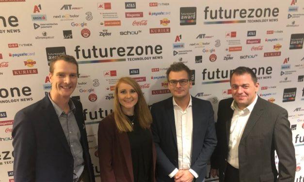 ioDent: W&H beim FutureZone Award 2019 ausgezeichnet