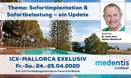 ICX-Fortbildungsvilla: Exklusive ICX-Fortbildung auf Mallorca