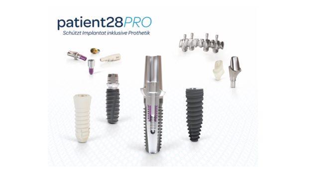 Patient28PRO: Gute Partnerschaft zeigt sich auch beim Implantatverlust