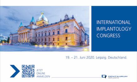 Dentaurum Implants erwartet in Leipzig Gäste aus aller Welt