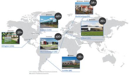 Straumann Group investiert in Ausbau