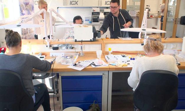 ICX ROYAL – die neue Königsdisziplin in der Zahntechnik – live erlebt!