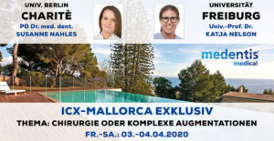 ICX-MALLORCA EXKLUSIV – 03. bis 04. 4 April 2020 – Nur noch wenige Plätze frei!