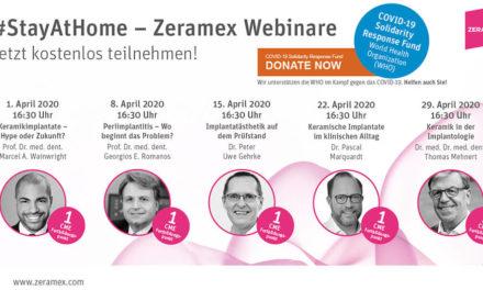ZERAMEX Webinare
