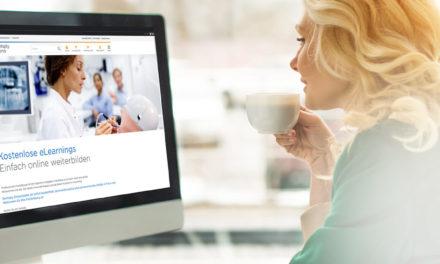 Dentsply Sirona bietet vielfältige Webinare und kostenlose Online-Beratungen