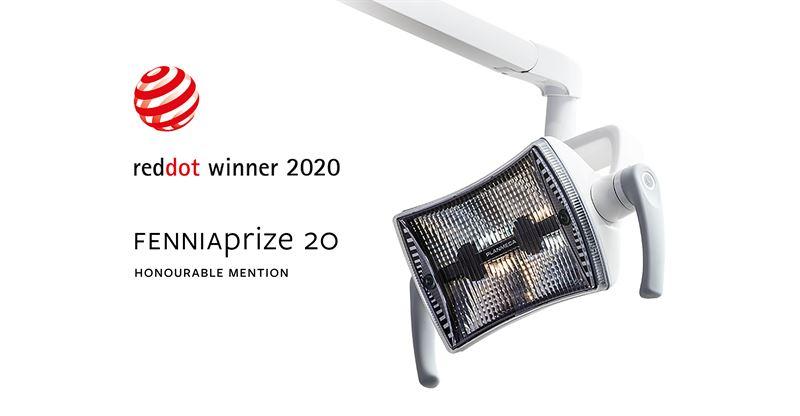 Planmeca Solanna Vision mit Red Dot Award ausgezeichnet