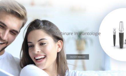 Dentaurum erweitert Webinar-Angebot