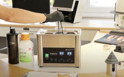 Finevo: Mehr Hygiene für implantatprothetische Bauteile!