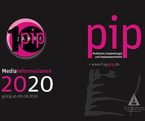 pip Mediadaten 2020