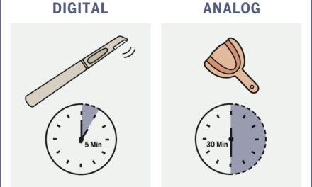 Kurzmeldung Atlas Dental: Intraoralscan – Zeitvorteil beträgt eine halbe Stunde