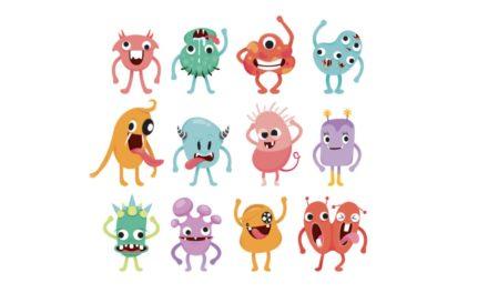 """Bakterien: """"Zusammen sind wir stark"""" gilt auch für Karies"""