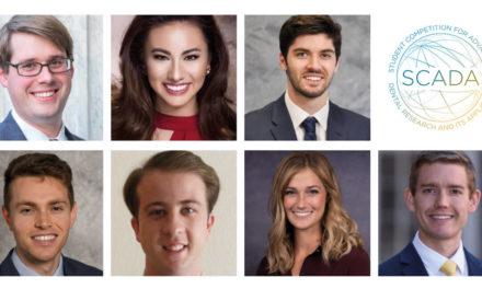 Talentierte Studierende mit den SCADA Awards 2020 ausgezeichnet