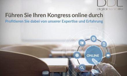 Ihr Online-Kongress mit Dental Campus