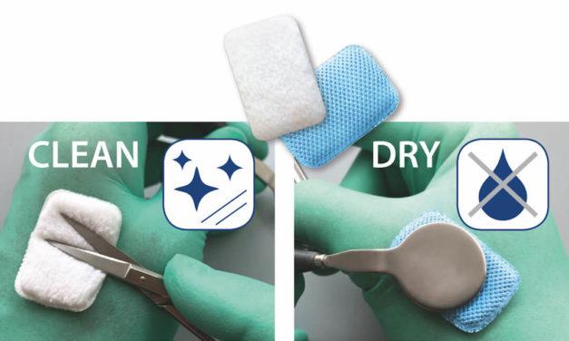Einmal-Reinigungspads: Kürzere Wege und mehr Hygiene