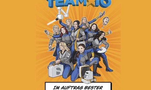 Team IO – Im Auftrag bester Bildqualität