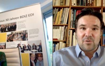 Der BDIZ EDI hilft: Kampf den Keimen