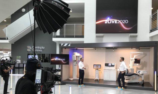 DS Live 2020: Mehr als 900 Zuschauer beim ersten digitalen Kongress von Dentsply Sirona