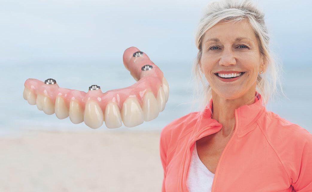 """Endlich """"feste Zähne"""" – ein besonders emotionaler Patientenwunsch"""