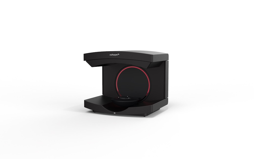 3Shape launcht brandneue Generation Red E-Scanner