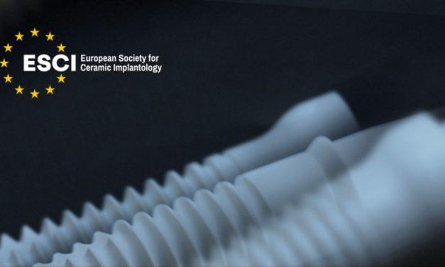 Die European Society for Ceramic Implantology ESCI mit neuem Gesicht