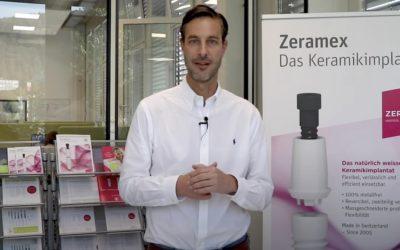 Die Zeramex XT Small Base 3,5 mm Keramikimplantate sind ab sofort erhältlich!