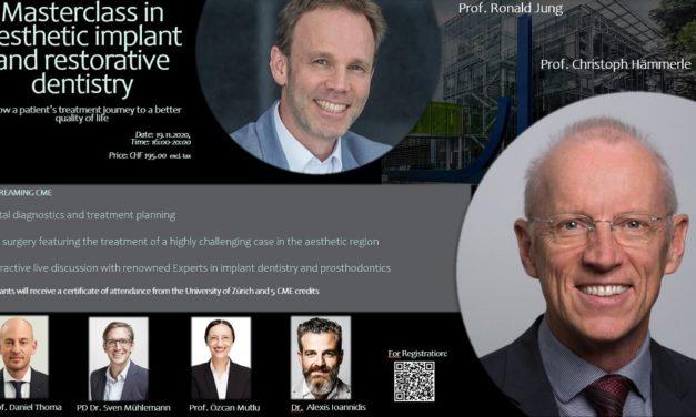 Mastering the Aesthetics: Expertenkurs in Implantat- und restaurativer Zahnheilkunde