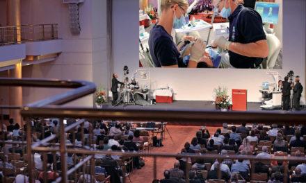 Keramiksymposium der AG Keramik mit Patienten-Behandlung