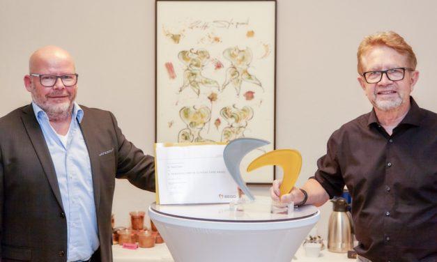 Dr. Gerd Körner gewinnt 3. BEGO CLINICAL CASE AWARD