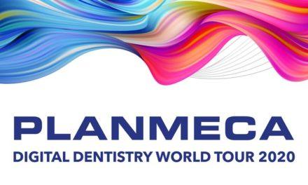 Die virtuelle Planmeca Digital Dentistry World Tour 2020