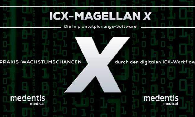 Praxis-Wachstumschancen durch den digitalen ICX-Workflow