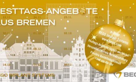 Festtags-Angebote 2020 aus Bremen