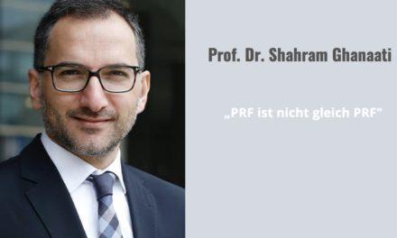 PRF: Das doppelte Plus