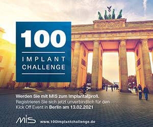MIS 100 Implant Challenge
