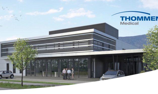 """Thommen Medical: """"Wir bauen für die Zukunft!"""""""