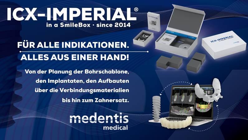 ICX-IMPERIAL – ein echtes ganzheitliches Behandlungskonzept