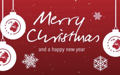 Champions Implants wünscht ein frohes Weihnachtsfest und ein gutes neues Jahr 2021!