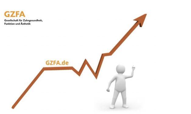 GZFA.de: Erfolgreiches SEO-Marketing für die Praxiswebsite