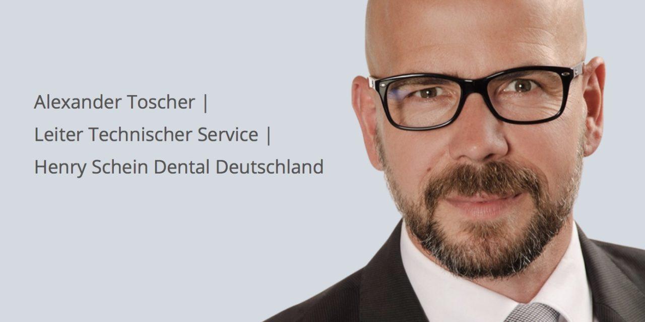 Henry Schein: Serviceverträge für Zahnarztpraxen und Dentallabore