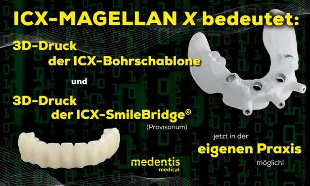 Jetzt in die digitale Zukunft starten – mit ICX-MAGELLAN X