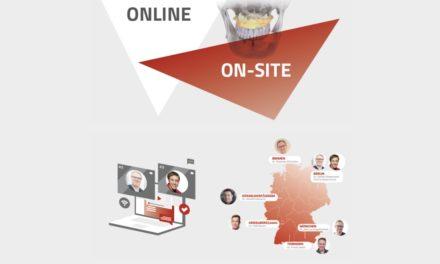 Megagen: Online digitale Live-Op mit R2Gate und Hands On vor Ort