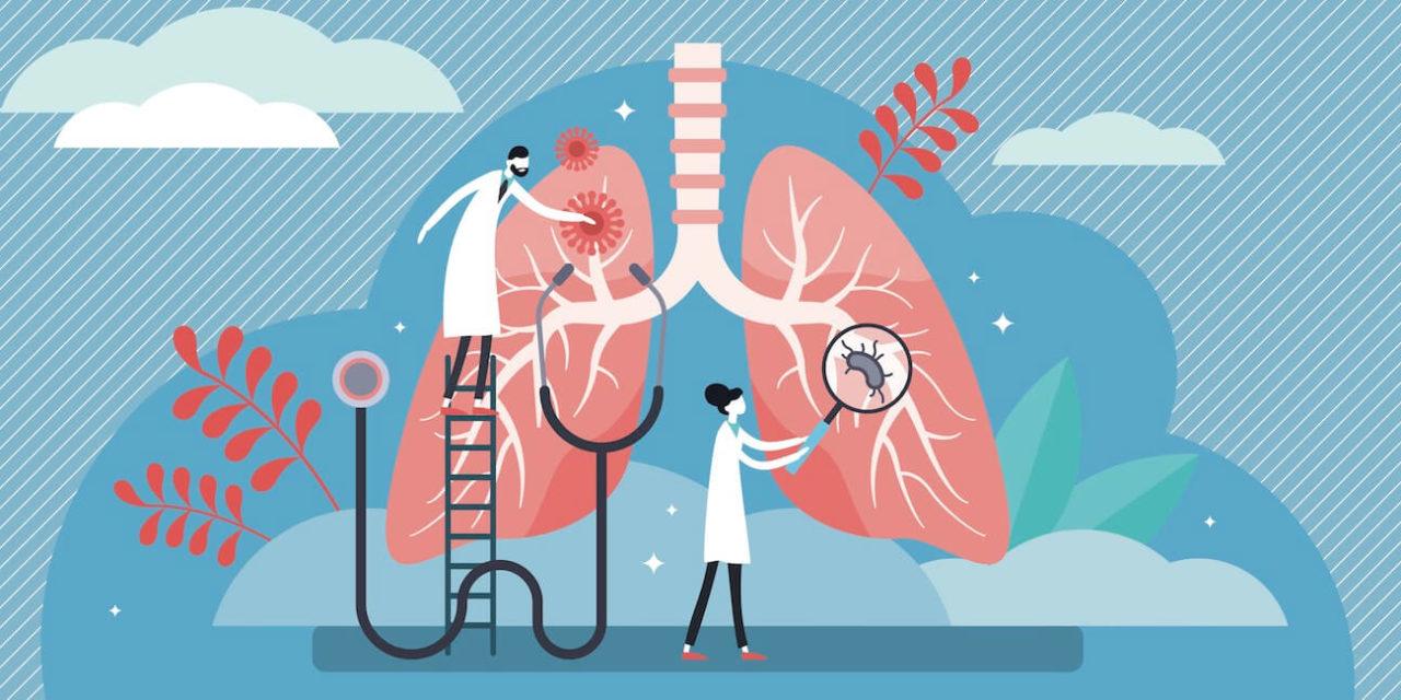 Gute Mundflora gegen Lungenkrebs?