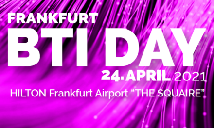 6. BTI DAY 24.04.2021 im HILTON Frankfurt Airport