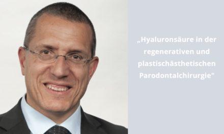REGEDENT Webinar: Hyaluronsäure in der regenerativen und plastisch ästhetischen Parodontalchirurgie